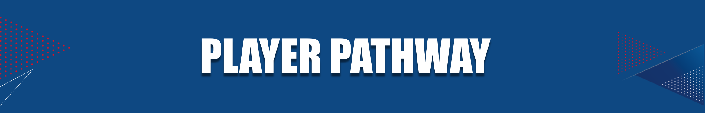 FFA - Header Player Pathway