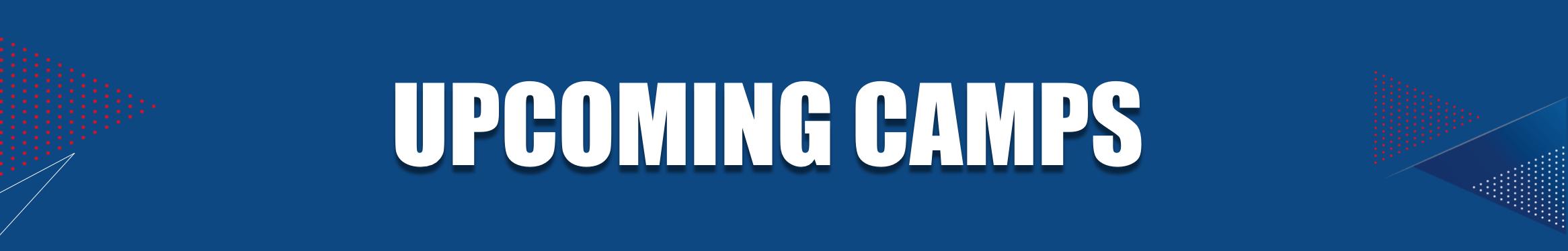 FFA - Header Upcoming camps