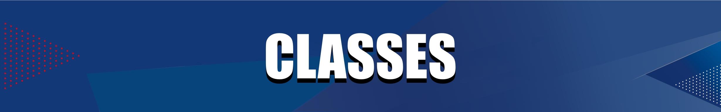 FFA - Header website Classes